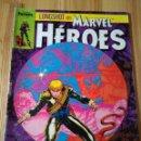Cómics: COMIC MARVEL HEROES Nº 15 LONGSHOT FORUM PLANETA. Lote 101743127