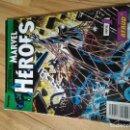 Cómics: COMIC MARVEL HEROES Nº 21 SPIDERMAN FORUM PLANETA. Lote 101743295