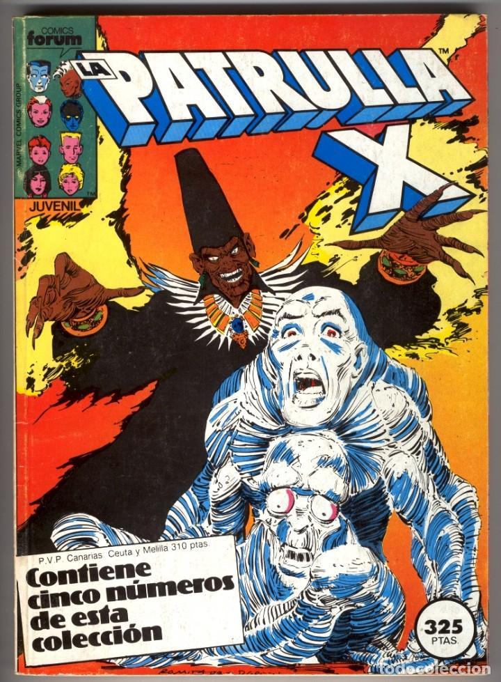 PATRULLA X 37 38 39 40 41 RETAPADO VOL 1 BARRY WINDSOR-SMITH (Tebeos y Comics - Forum - Patrulla X)