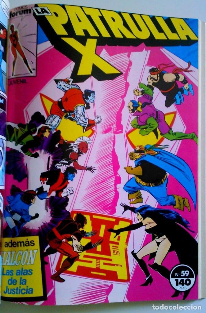 Cómics: Patrulla X 57 58 59 60 61 Retapado Vol 1 - Foto 6 - 206935918