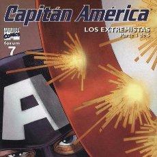 Cómics: CAPITÁN AMÉRICA VOL.5 Nº 7 - FORUM IMPECABLE . Lote 102110855