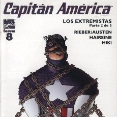 Cómics: CAPITÁN AMÉRICA VOL.5 Nº 8 - FORUM IMPECABLE . Lote 102110891