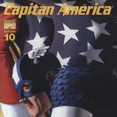 Cómics: CAPITÁN AMÉRICA VOL.5 Nº 10 - FORUM IMPECABLE . Lote 102110963