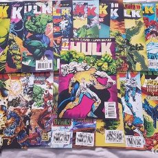 Cómics: HULK VOL.2 (OBRA COMPLETA 24 NÚMEROS) PETER DAVID Y LIAM SHARP - FORUM. Lote 197026697