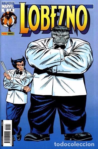 LOBEZNO. BIBLIOTECA MARVEL #4 (Tebeos y Comics - Forum - Otros Forum)
