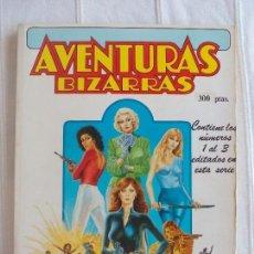 Cómics: AVENTURAS BIZARRAS FORUM RETAPADO Nº 1 AL 3. Lote 102373399
