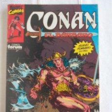 Cómics: CONAN EL BÁRBARO VOLUMEN VOL.1 FORUM RETAPADO Nº 170 AL 176. Lote 102374283