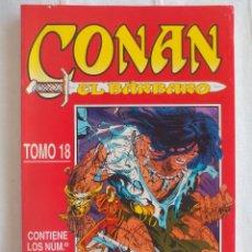 Cómics: CONAN EL BÁRBARO VOLUMEN VOL.1 FORUM RETAPADO Nº 177 AL 183. Lote 102374547