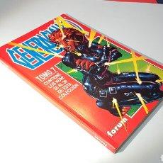 Cómics: GENERACION X TOMO 7 N°. 35 36 37 38 39 EXCELENTE ESTADO RETAPADO FORUM. Lote 102432106