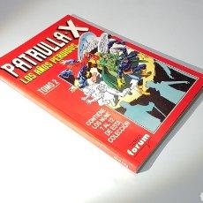 Cómics: PATRULLA X TOMO 2 N°. 7 8 9 10 11 12 EXCELENTE ESTADO RETAPADO FORUM. Lote 102432887