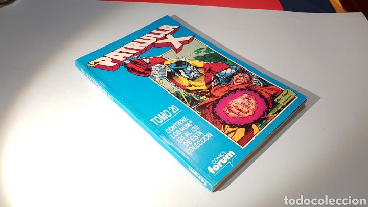 LA PATRULLA X TOMO 20 N°. 131 132 133 134 135 MUY BUEN ESTADO RETAPADO FORUM (Tebeos y Comics - Forum - Retapados)