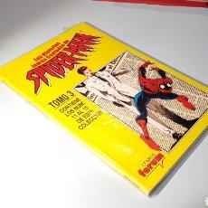 Comics: SPIDER-MAN SPIDERMAN TOMO 3 N° 11 12 13 14 15 EXCELENTE ESTADO FORUM. Lote 102436020