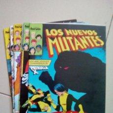 Cómics: LOTE LOS NUEVOS MUTANTES NÚM 3, 5, 13, 14, 15, 18, 19, 20. Lote 102442555