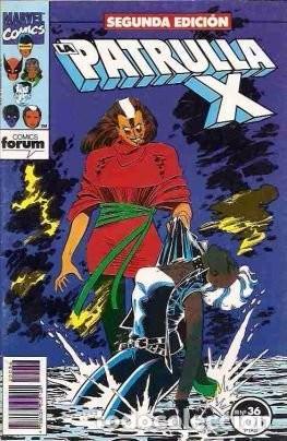 PATRULLA X 2A EDICIÓN #36 (Tebeos y Comics - Forum - Patrulla X)