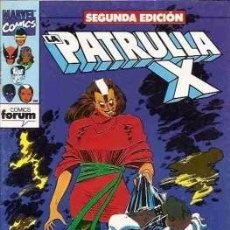 Cómics: PATRULLA X 2A EDICIÓN #36. Lote 102480379