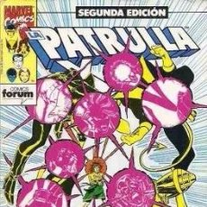 Cómics: PATRULLA X 2A EDICIÓN #39. Lote 175138438