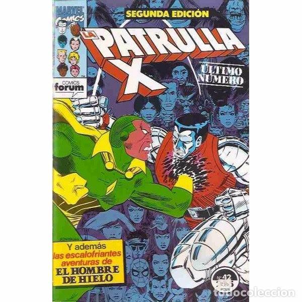 PATRULLA X 2A EDICIÓN #42 (Tebeos y Comics - Forum - Patrulla X)