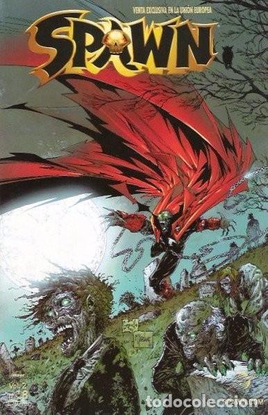 SPAWN VOL. 2 (2002-2005) #18 (Tebeos y Comics - Forum - Otros Forum)
