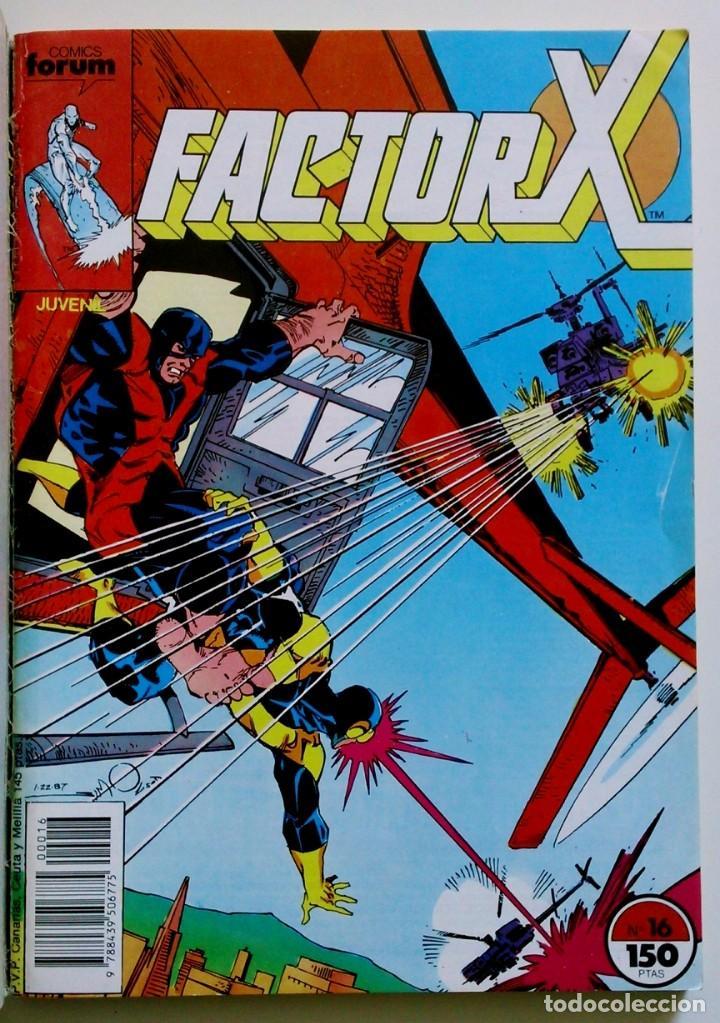 Cómics: Factor X 16 17 18 19 20 vol1 Retapado - Foto 5 - 102515667
