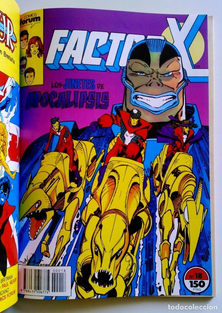 Cómics: Factor X 16 17 18 19 20 vol1 Retapado - Foto 7 - 102515667
