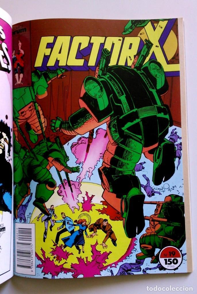 Cómics: Factor X 16 17 18 19 20 vol1 Retapado - Foto 8 - 102515667