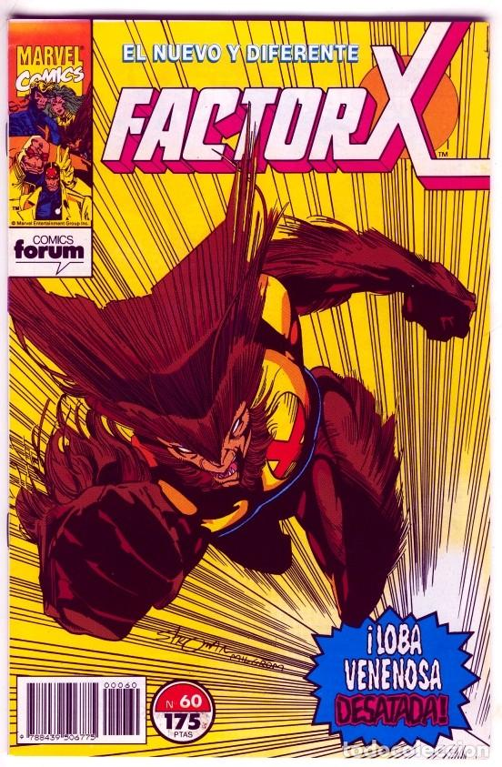 FACTOR X 60 VOL1 (Tebeos y Comics - Forum - Factor X)