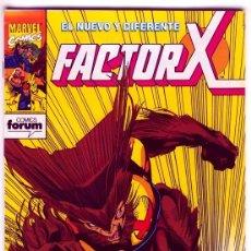 Cómics: FACTOR X 60 VOL1. Lote 102516283