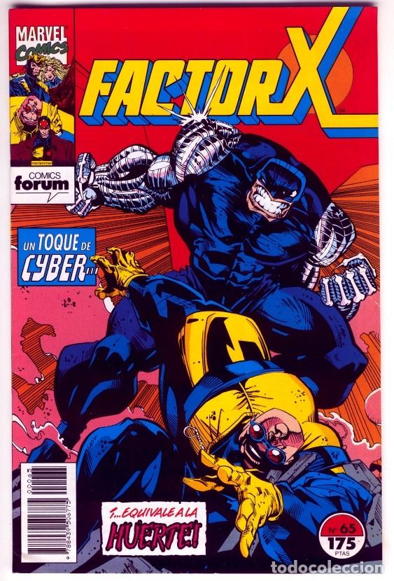FACTOR X 65 VOL1 (Tebeos y Comics - Forum - Factor X)