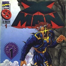 Cómics: X-MAN VOL. 2 RETAPADOS TOMOS 1 AL 5, 7 Y 8 (Nº 1 AL 28 Y 35 AL 44). FORUM. STEVE SKROCE. Lote 102555587