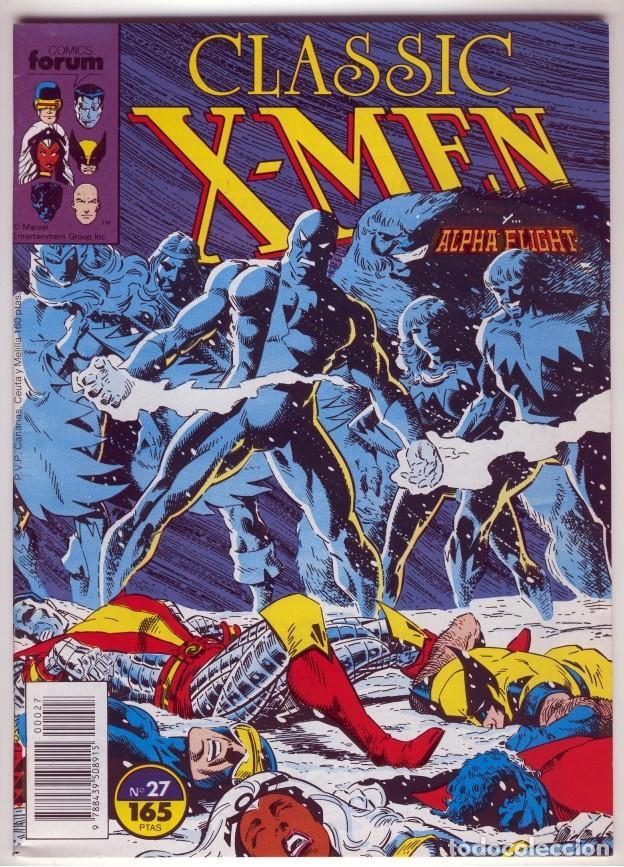 CLASSIC X-MEN 27 VOL1 (Tebeos y Comics - Forum - X-Men)