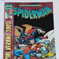 Cómics: SPIDERMAN JOHN ROMITA ESPECIAL VERANO 2003 - FORUM. Lote 102740363