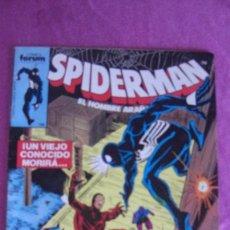 Cómics: SPIDERMAN VOL 1 Nº 77 FORUM . 1ª EDICION DIFICIL. Lote 102759395