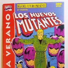 Cómics: LOS NUEVOS MUTANTES VOL. 1 - 1991 EXTRA VERANO - DIAS DEL FUTURO PRESENTE 2ª PARTE . Lote 102978483