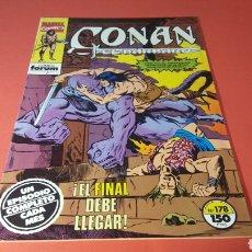 Cómics: CONAN EL BARBARO 178 EXCELENTE ESTADO FORUM. Lote 103027043
