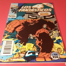 Fumetti: LOS 4 FANTASTICOS 108 EXCELENTE ESTADO FORUM. Lote 103029116
