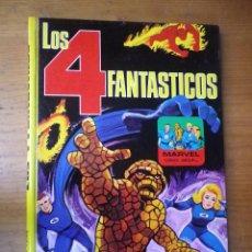 Cómics: LOS 4 FANTASTICOS MARVEL. Lote 103133439