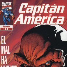 Cómics: CAPITÁN AMÉRICA VOL. 4 Nº 14 AL 27 (FINAL). FORUM. MARK WAID - ANDY KUBERT. Lote 103204443
