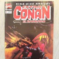Comics : CONANA EL BARBARO -EXTRA- NUM 1. Lote 103312531