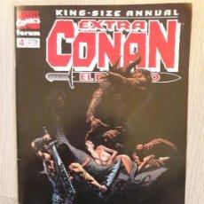 Comics : CONANA EL BARBARO -EXTRA- NUM 4. Lote 103312719