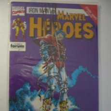Cómics: IRON MAN:MARVEL HÉROES - NÚMERO 59 -BARRY WINDSOR SMITH (FORUM).. Lote 103316887