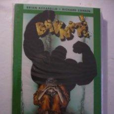 Cómics: BANNER:EL INCREIBLE HULK - RICHARD CORBEN(FORUM).. Lote 103322119