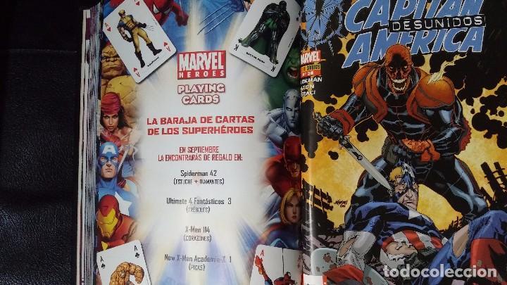 Cómics: CAPITAN AMERICA 2 TOMOS COMPLETA - Foto 3 - 103413035