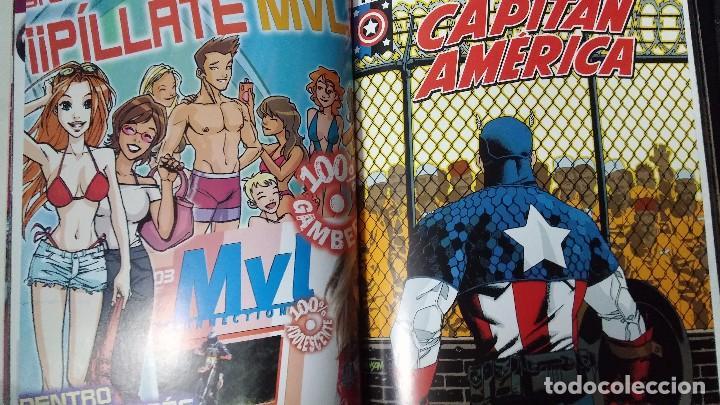 Cómics: CAPITAN AMERICA 2 TOMOS COMPLETA - Foto 4 - 103413035