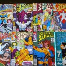 Cómics: SILVER SURFER, TOMO/RETAPADO 1 CON LOS 7 PRIMEROS NºS (1,2,3,4,5,6,7). FORUM./ESTELA PLATEADA. Lote 103444143
