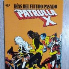 Comics : PATRULLA X - DIAS DEL FUTURO PASADO. Lote 103467099