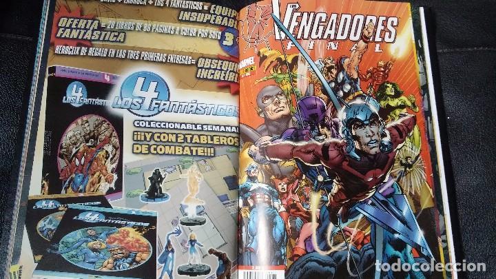 Cómics: LOS VENGADORES ( 5 TOMOS COLECCION COMPLETA ) - Foto 4 - 103483775