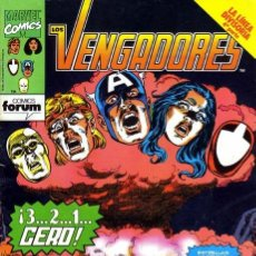 Cómics: LOS VENGADORES VOL.1 Nº 112 - FORUM. Lote 103517351