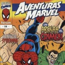 Cómics: AVENTURAS MARVEL VOL.1 Nº 11 - FORUM. SPIDERMAN.. Lote 103518763