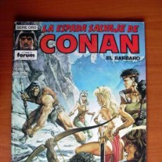 Cómics: LA ESPADA SALVAJE DE CONAN, Nº 90 - EDICIONES FORUM. Lote 103574427