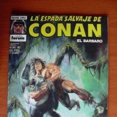 Cómics: LA ESPADA SALVAJE DE CONAN, Nº 93 - EDICIONES FORUM. Lote 103574811